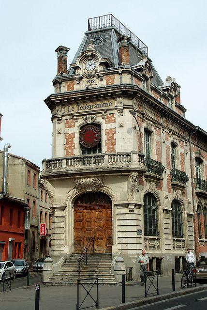 Le Telegramme - Toulouse,Haute-Garonne  France