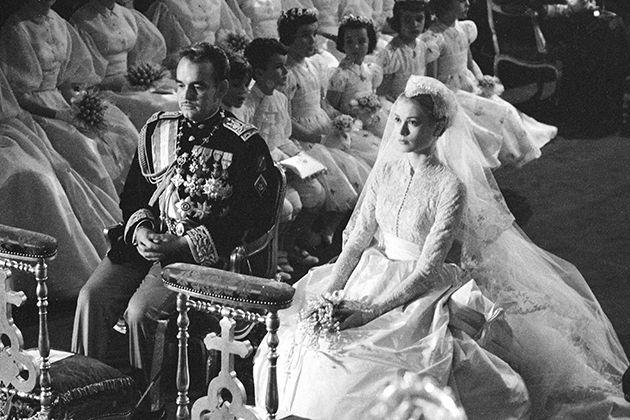 Grace Kelly Wedding Ceremony   Brides.com
