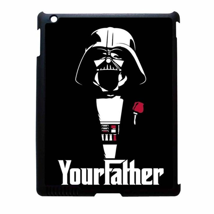 Darth Vader Godfather iPad 3 Case