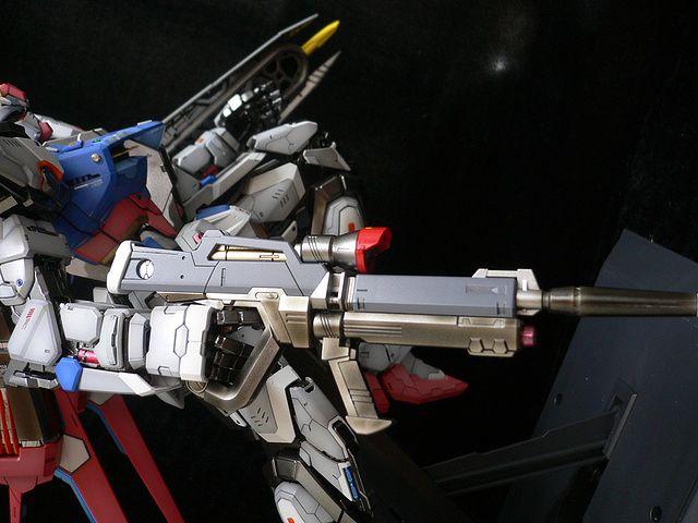 GUNDAM GUY: PG 1/60 Strike Gundam + Aile Strike Pack w/ Skygrasper