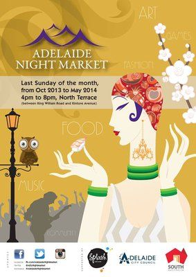 Adelaide Night Market