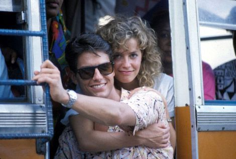 Cocktail, Tom Cruise, Elisabeth Shue © WARNER BROS. FRANCE