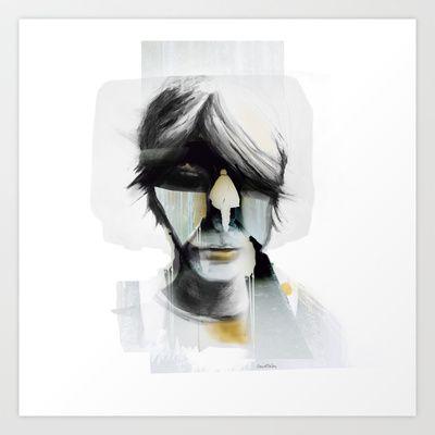 Peregrino+Art+Print+by+Anna+Bülow+-+$18.00