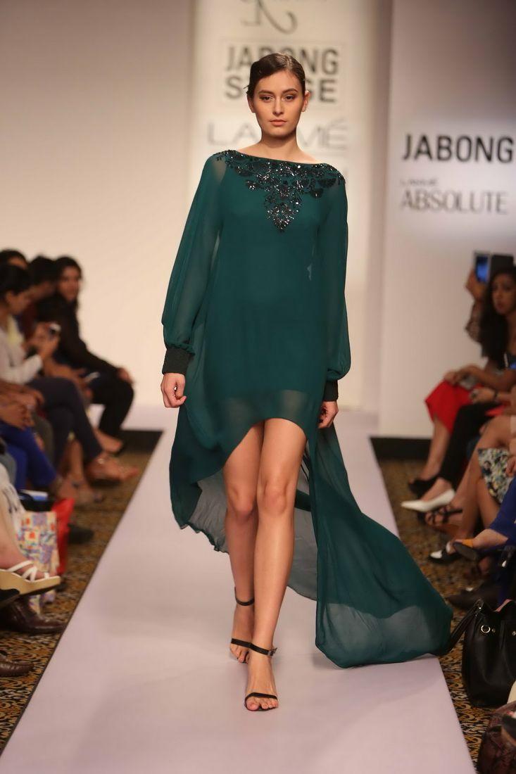 Lakmé Fashion Week – KARLEO AT LFW SR 2015