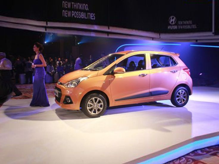 Hyundai Grand i10 Price:Rs.4.33 – 6.35 * Lakh