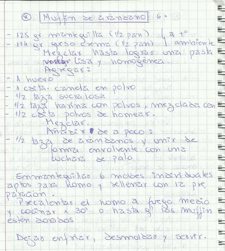 MUFFIN DE ARANDANOS   #DULCE #MASAS #QUEQUE #ARÁNDANO