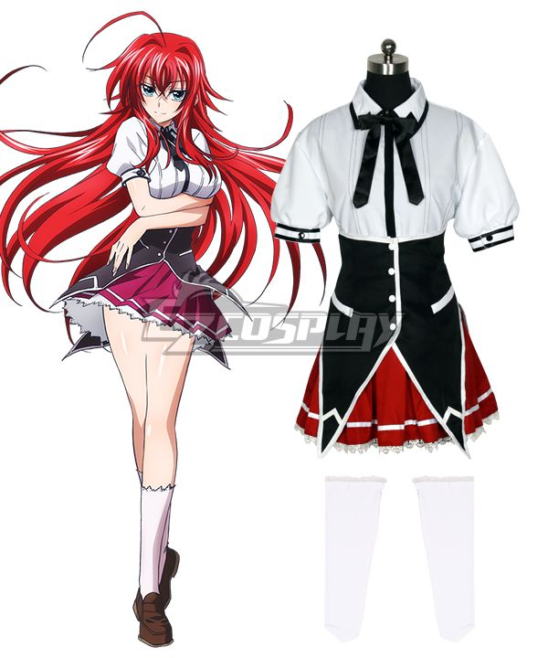 High School DxD BorN Rias Gremory Cosplay Costume #EveryoneCanCosplay…