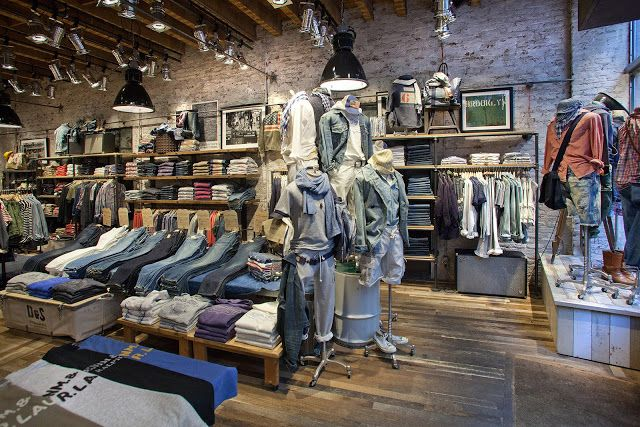 Ralph Lauren Denim & Supply Store Amsterdam