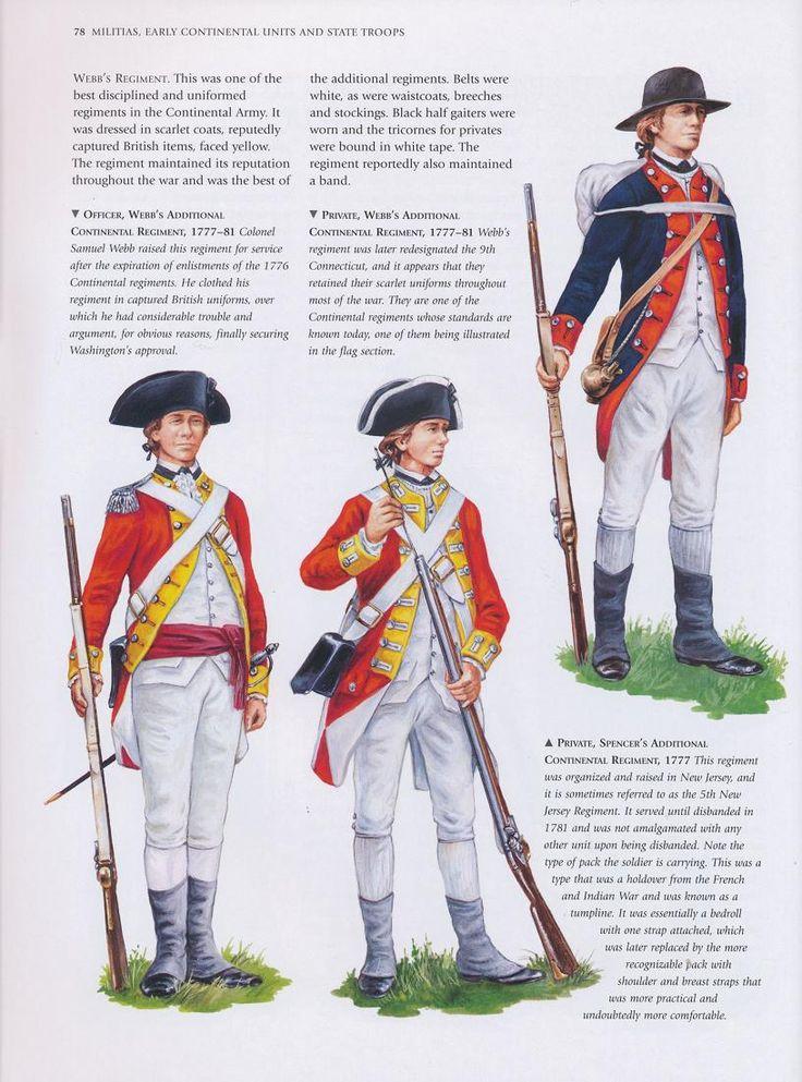 Excepcional Soldados De La Revolución Americana Para Colorear Cresta ...