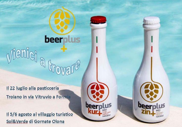 Le festa della birra per festeggiare la nostra attività di produzione birra artigianale italiana allo zenzero e curcuma.