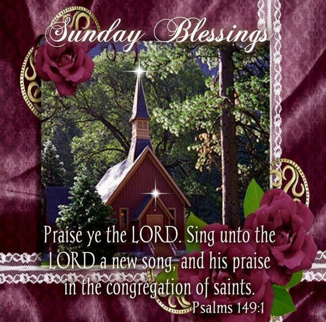 happy sunday quotes bible - photo #20