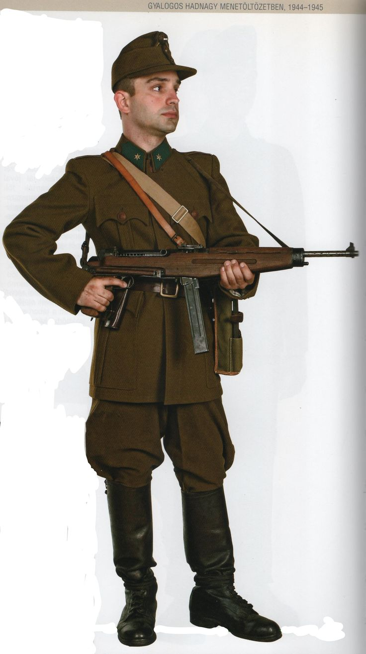 Hungarian Army WW2
