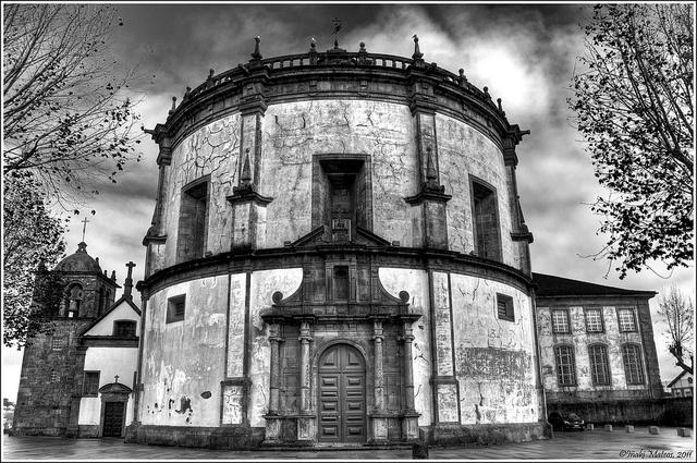 Mosteiro da Serra do Pilar en Oporto (Portugal) by Iñaki Mateos, via Flickr