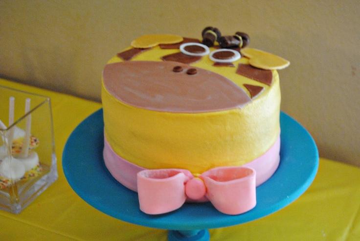 Surviving Suburban Motherhood: Giraffe Birthday Party