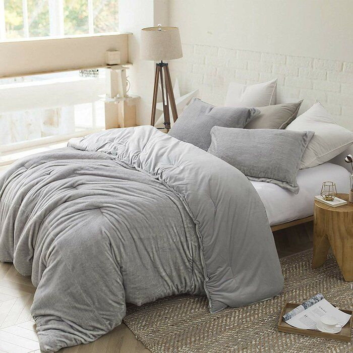 House Of Hampton Lafond Comforter Set, Can I Use A King Size Comforter On Queen Bed