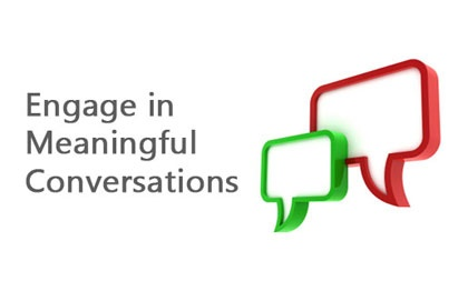 Drop the bullhorn and engage your community in conversation | UMCom.org