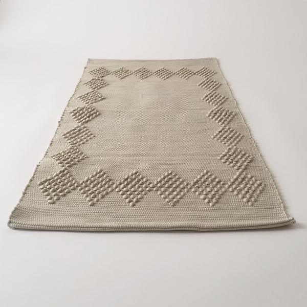 Small Hand Knotted Rug | Portugal | TWENTY ONE TONNES