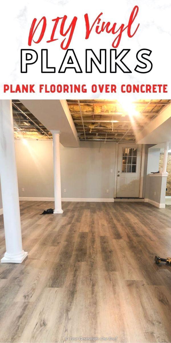 Rigid Core Vinyl Plank Flooring In 2020 Vinyl Plank Flooring Vinyl Plank Flooring Basement Plank Flooring