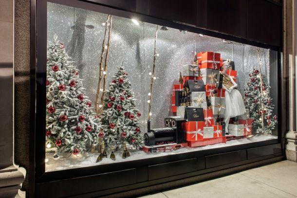 Navidad Selfridges