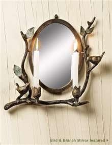 elven home decor   Beautiful mirror