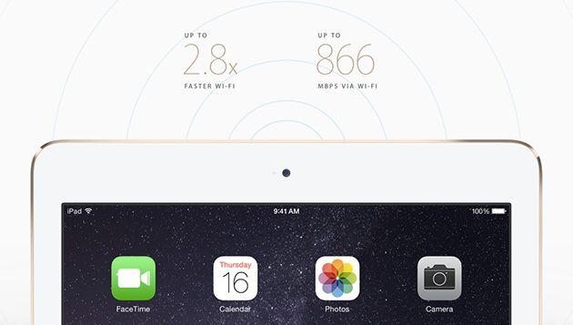 AT&T locks your iPad Air 2's SIM so you can't switch carriers without a new one