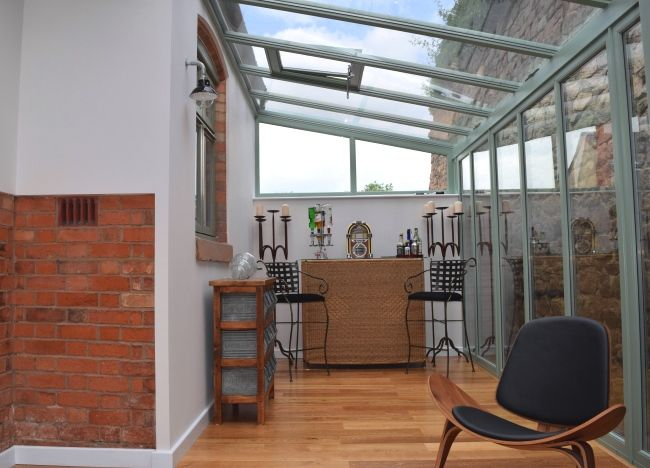 Lean to conservatory Lean to conservatories lean to