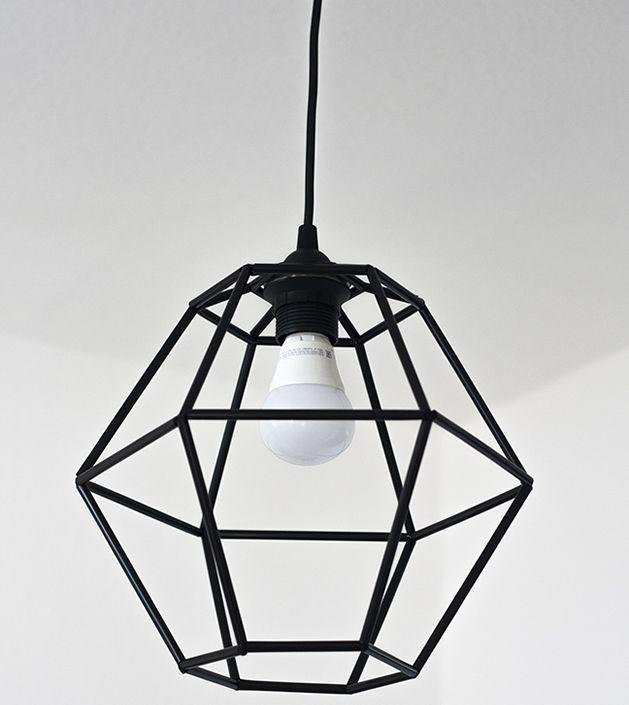 Best 25 luminaria diy ideas on pinterest l mpadas diy lumin ria and lumin rias - Diy pendant light fixture ...