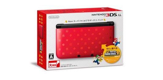 New 3DS colors & bundles in Japan, eShop gets digital re-releases