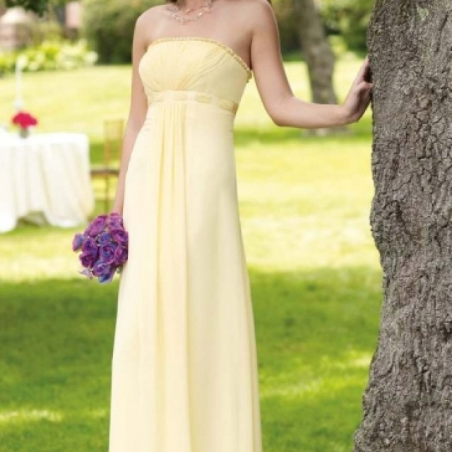 Pastel Colored Wedding Gowns: 17 Best Images About The Colour: Pastel Yellow On