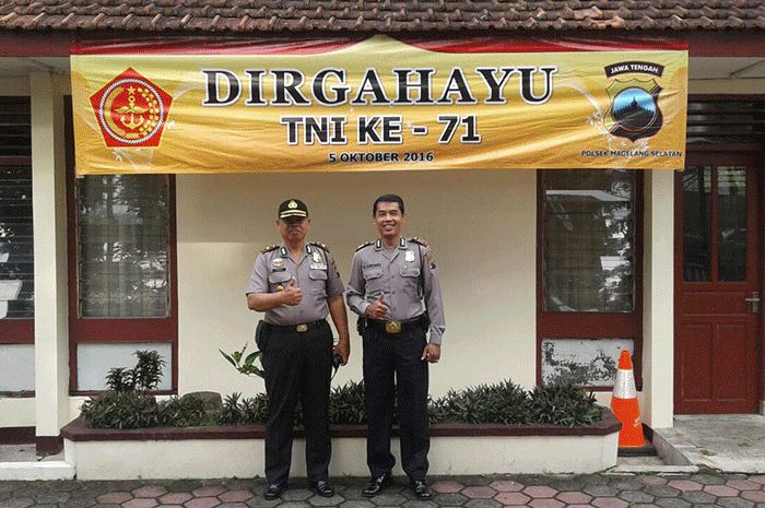 """Selamat Hari Ulang Tahun ke 71 Tentara Nasional Indonesia Semoga Tetap jaya dan Di Cintai Rakyat"""