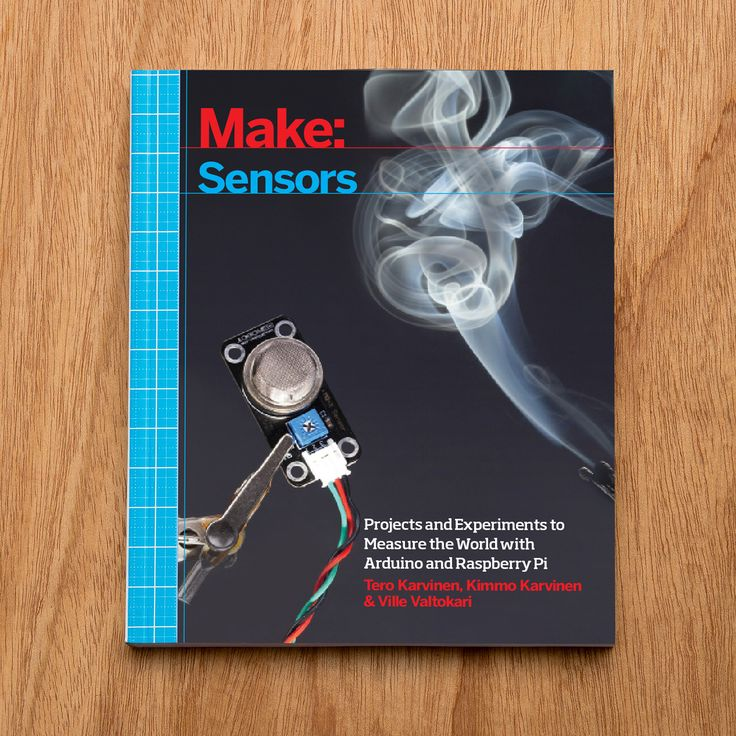 Best-selling for a reason, this book demystifies the basics of sensor use and encourages you to experiment further, offering plenty of sensical and plain-spoken advice and encouragement along the way.