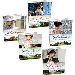 Kit Livros - Coleção Julia Quinn