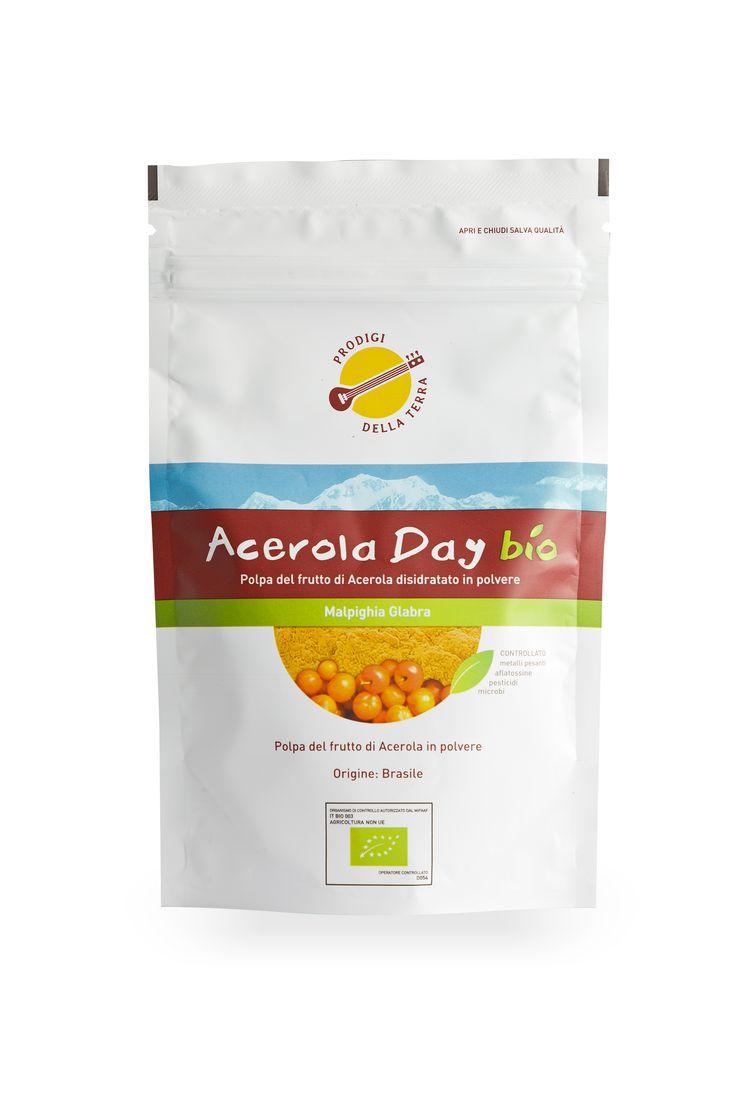 Acerola Day bio Origine: Brasile