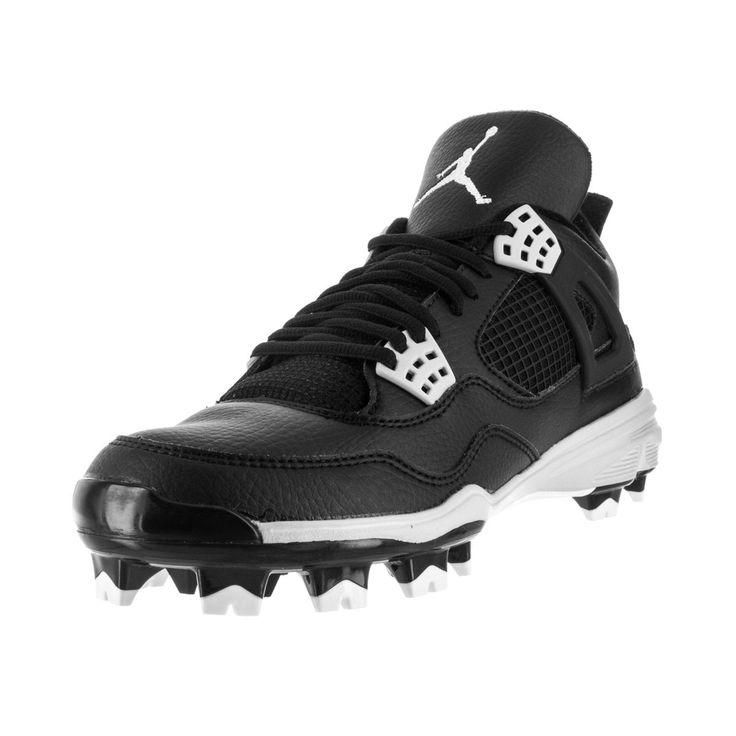 Nike Jordan Men's Jordan Iv Retro Mcs /Tech Grey Baseball Cleat Men's Us