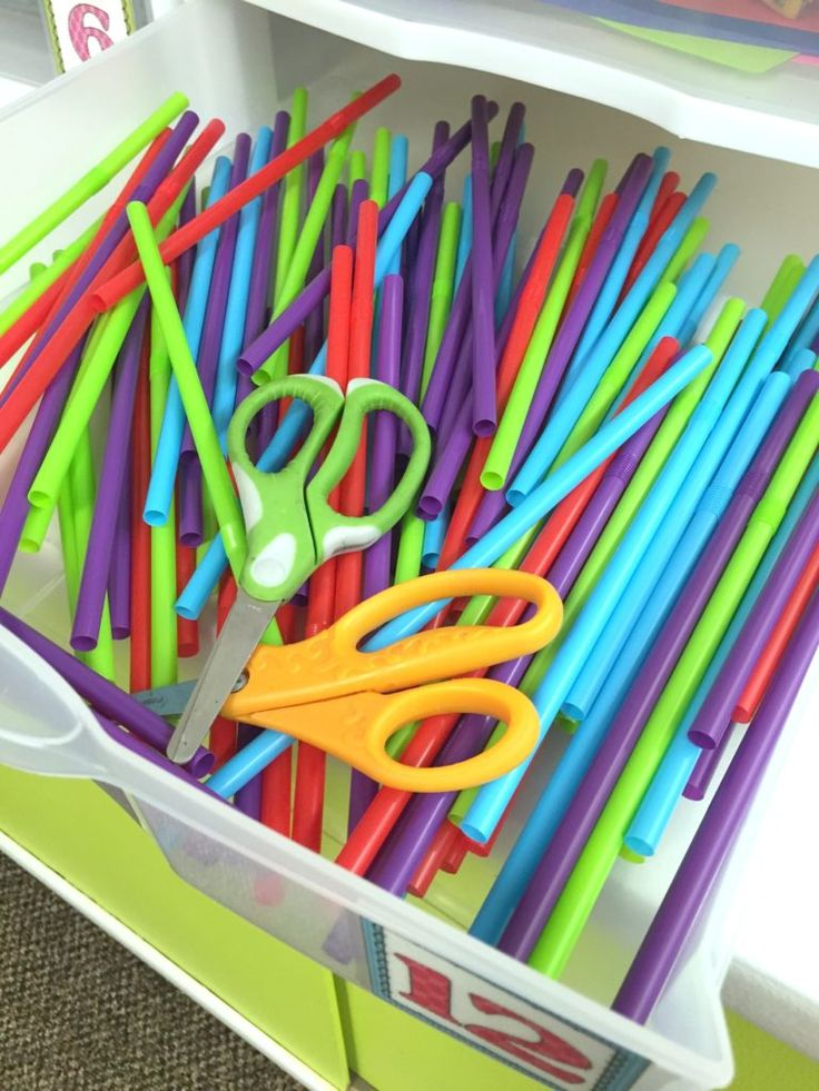 Fine Motor Activities for Morning Work Centers