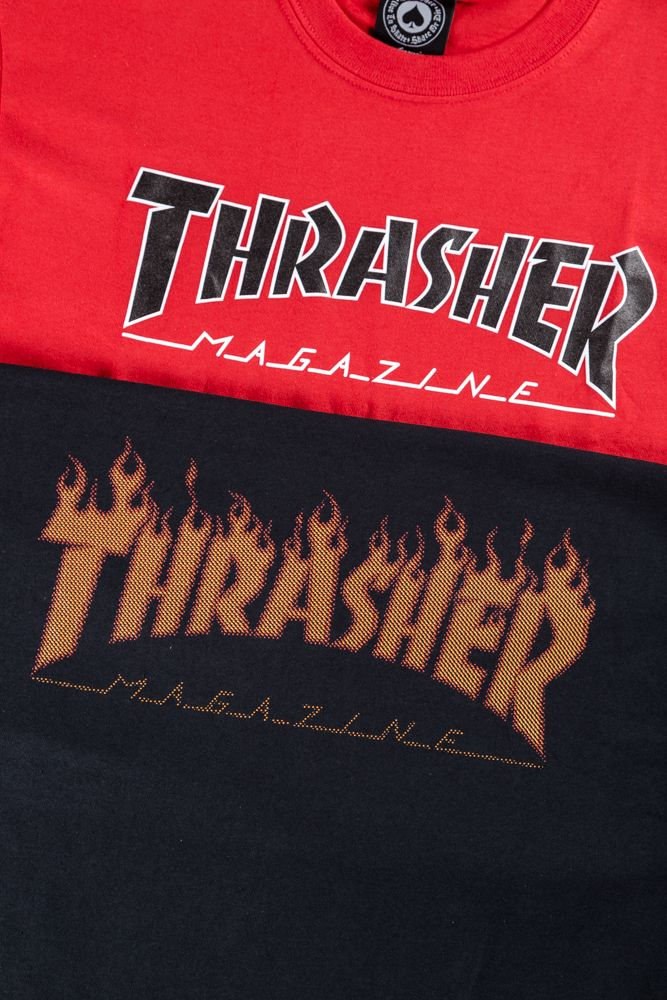 e2291d1b Discover the new pieces from Thrasher Mag 🔥 ⠀ #skatedeluxe #SK8DLX # Thrasher