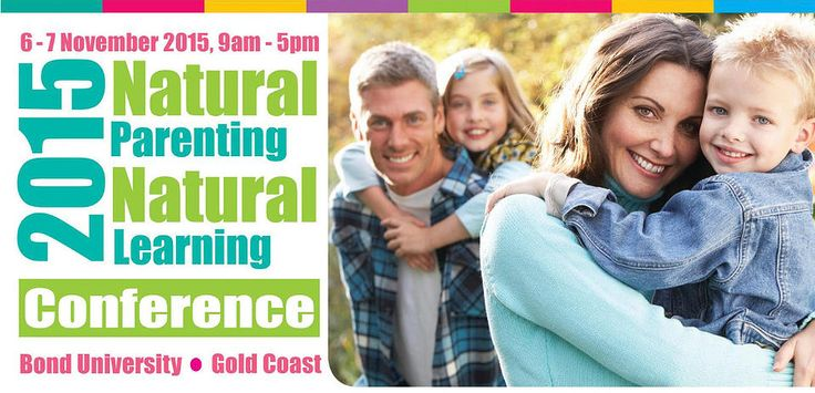 Natural Parenting and Natural Learning Conference  Buy your early bird tickets now!  http://www.nurtureparentingconferences.com/