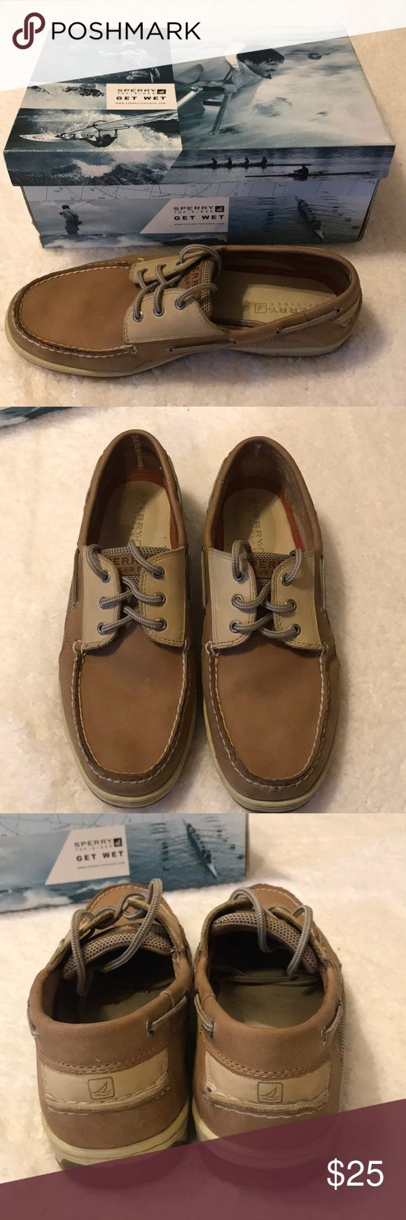 SPERRY TOP-SIDER Men's Sperry Top-Sider  Billfish Tan/Beige Size: 13 In Box Pre-Owned in great condition Sperry Top-Sider Shoes Loafers & Slip-Ons