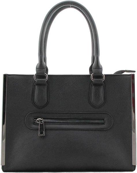 Metal Side Handbag
