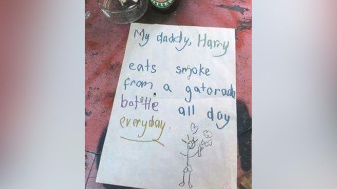 Well Reddit has done it again this time giving us a letter that was supposedly written by a young child suggest that her Daddy eats smoke from a Gatorade bottle all day.  It has left us wondering if this particular Pappa is also a pretty sharp gardener when it comes to Jamaican tomatoes. This... Read More