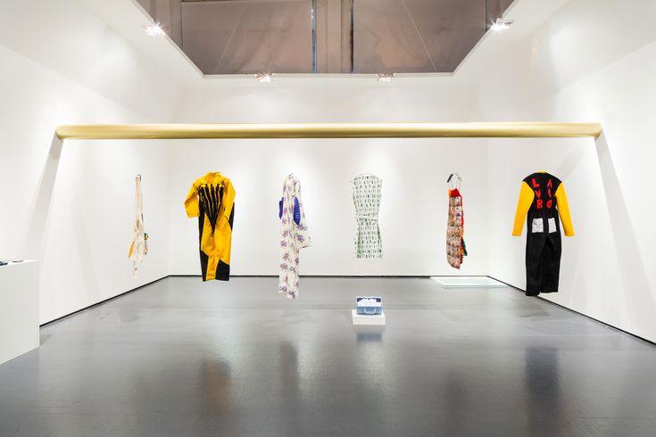 Abiti da Lavoro « Atelier Biagetti - I work for this exhibition!