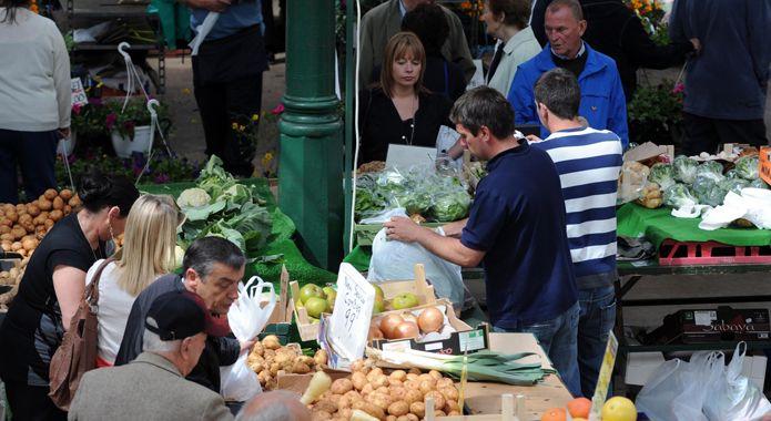 Belfast, Ireland ||  About St George's Market