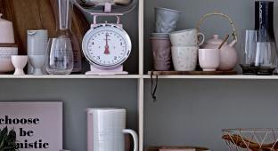 Dodatki skandynawskie os Sweet Village #weranda #stylskandynawski #kuchnia #ceramika