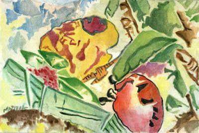 """""""Εικαστικό Καφενείο""""  Μαθήματα ζωγραφικής online • """"Le Cafe des Artistes"""" painting courses: Θέλετε να μάθετε πως.......??????"""