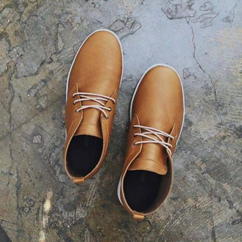 New to the ALC range, the Oliver Chukka shoes. These shoes are made with genuine leather and rolled leather laces. You can find this staple in Tumeric yellow, Ruby or Grey for R895 at our stores around SA. #shoplocal #ALCmenswear