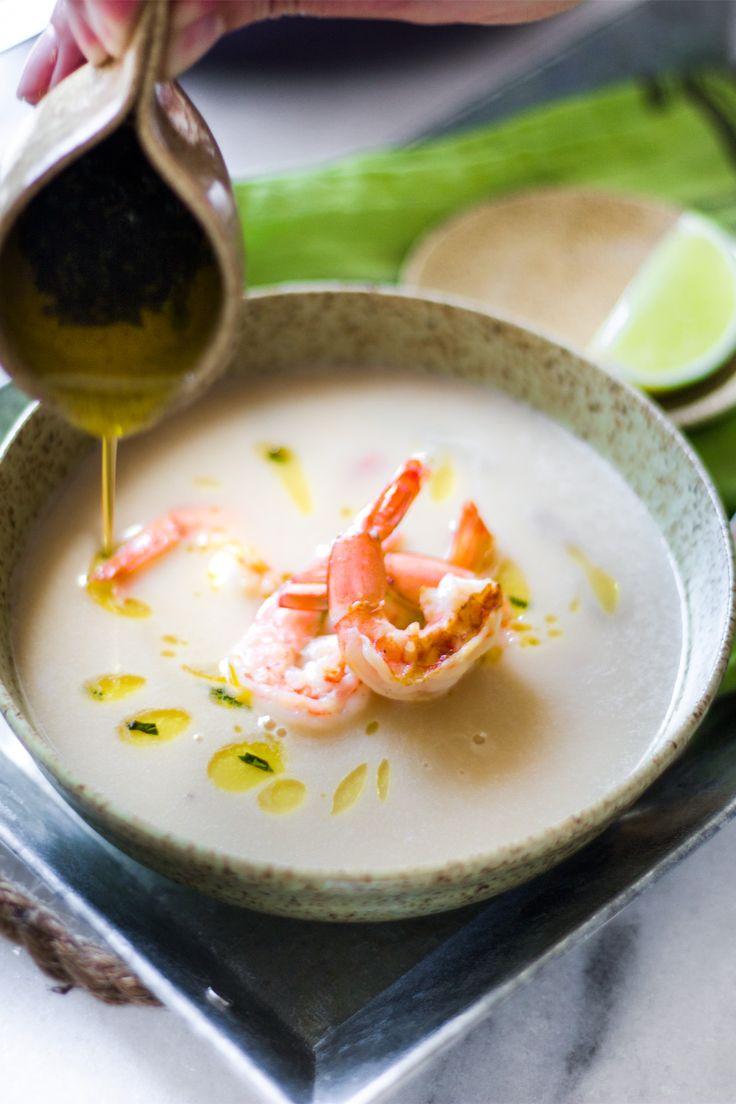 Um livro ao ano - Rita Lobo: 20 Sopa de feijão branco com camarão http://lucanacozinha.com.br/index.php/2017/08/04/um-livro-ao-ano-rita-lobo-20-sopa-de-feijao-branco-com-camarao/
