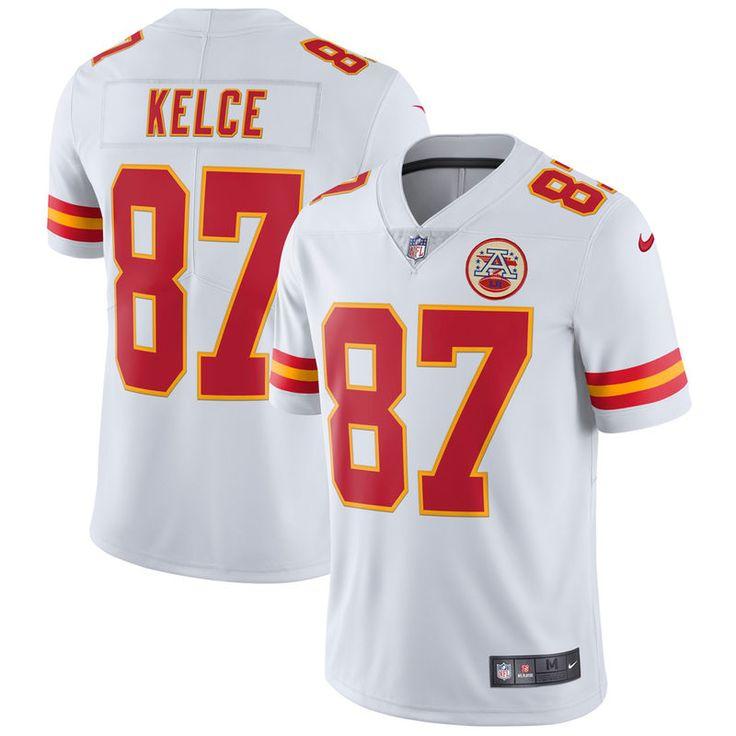... Travis Kelce Kansas City Chiefs Nike Vapor Untouchable Limited Player  Jersey - White JEREMY MACLIN 2009 TOPPS PLATINUM FOOTBALL ROOKIE ... 9d1418298