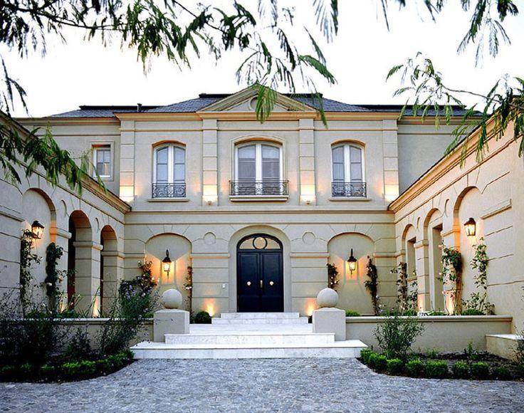 Arquitectura - Paisajismo - Ricardo Pereyra Iraola - Buenos Aires - Argentina - Casa - Paisajista - Estilo Frances