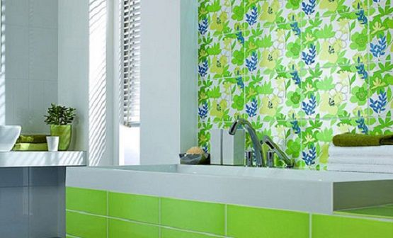 Best 25+ Wallpaper Borders For Bathrooms Ideas On