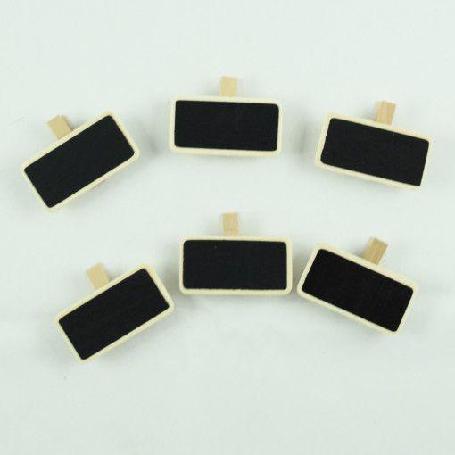Little Blackboard Paper Clips #DecoClips